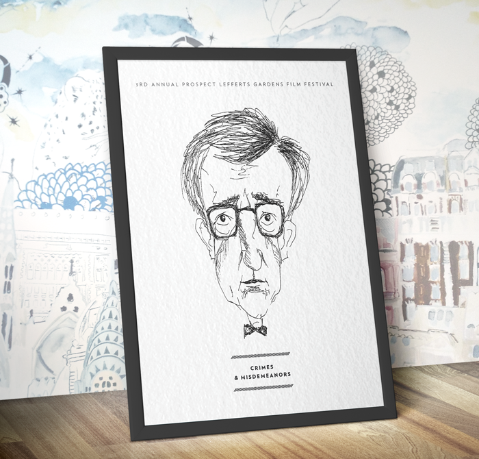 poster-mockup-first-woody-allen